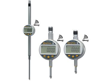 デジタルインジケータ  S_Dial WORK Bluetooth®  smart IP54